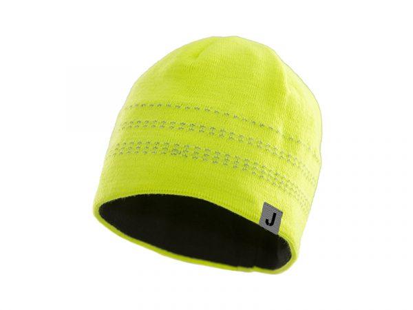 8376-Bonnet haute visibilité pour le BTP